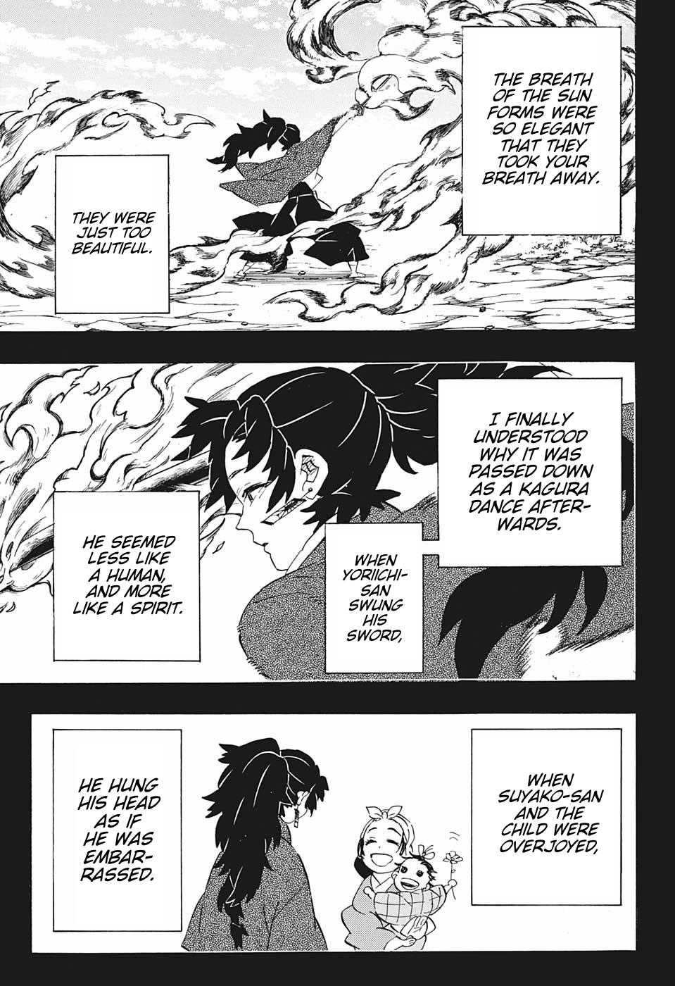 Kimetsu no Yaiba Chapter 192  Online Free Manga Read Image 3