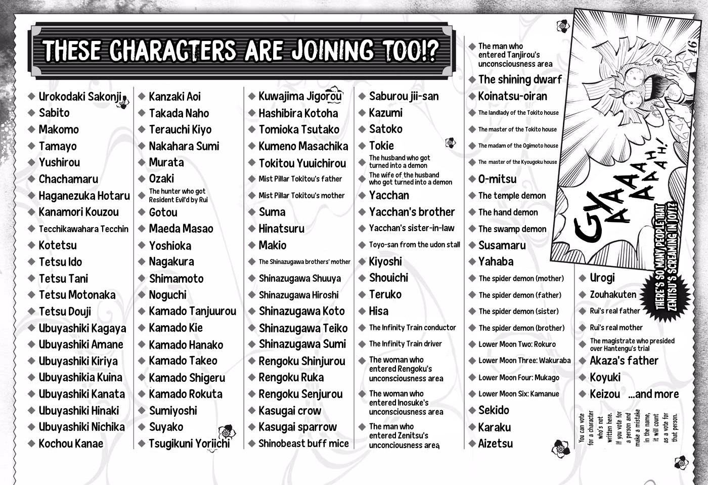 Kimetsu no Yaiba Chapter 193  Online Free Manga Read Image 27