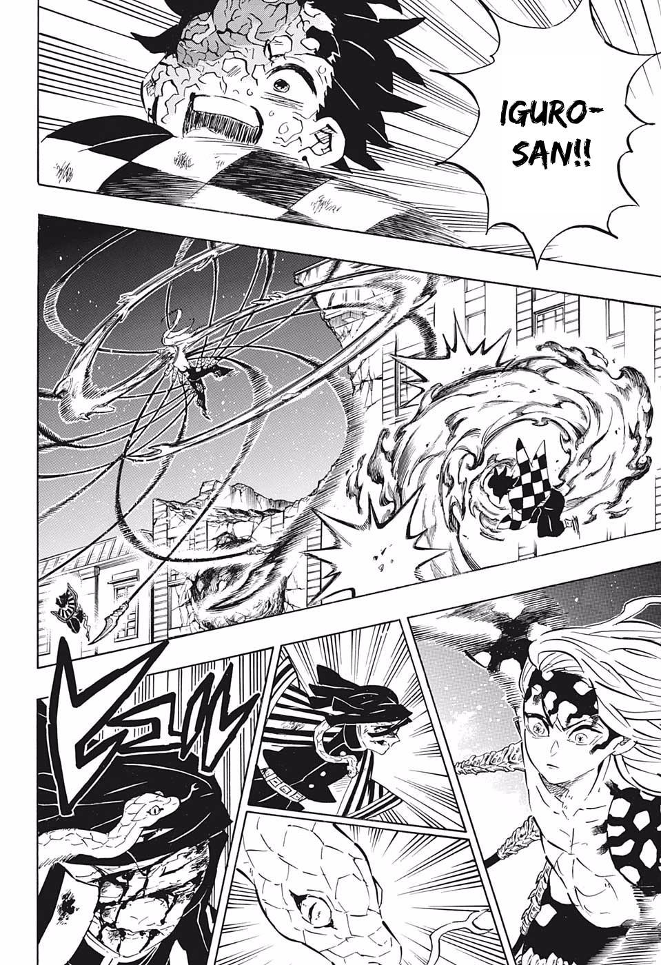 Kimetsu no Yaiba Chapter 194  Online Free Manga Read Image 14