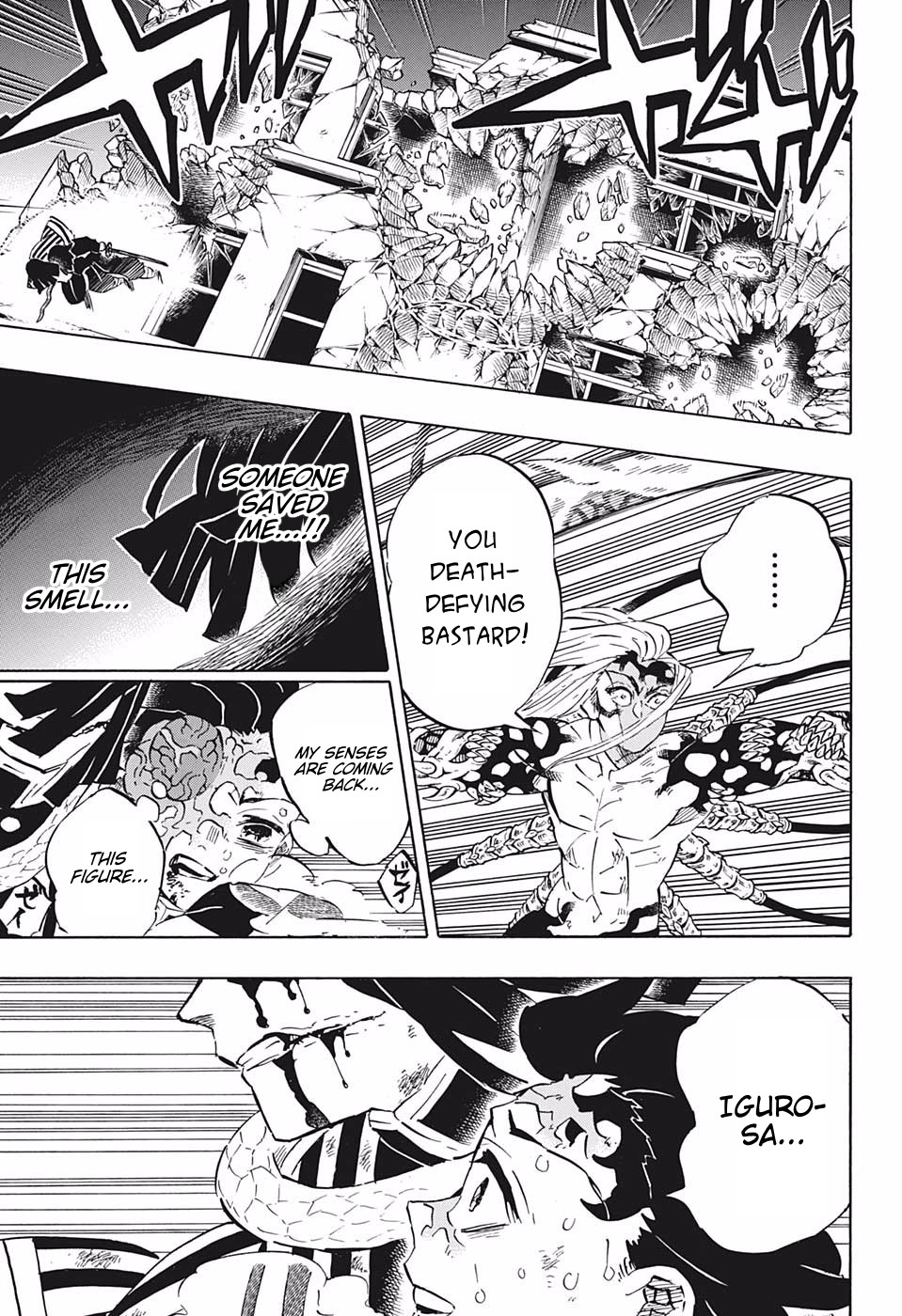 Kimetsu no Yaiba Chapter 194  Online Free Manga Read Image 9