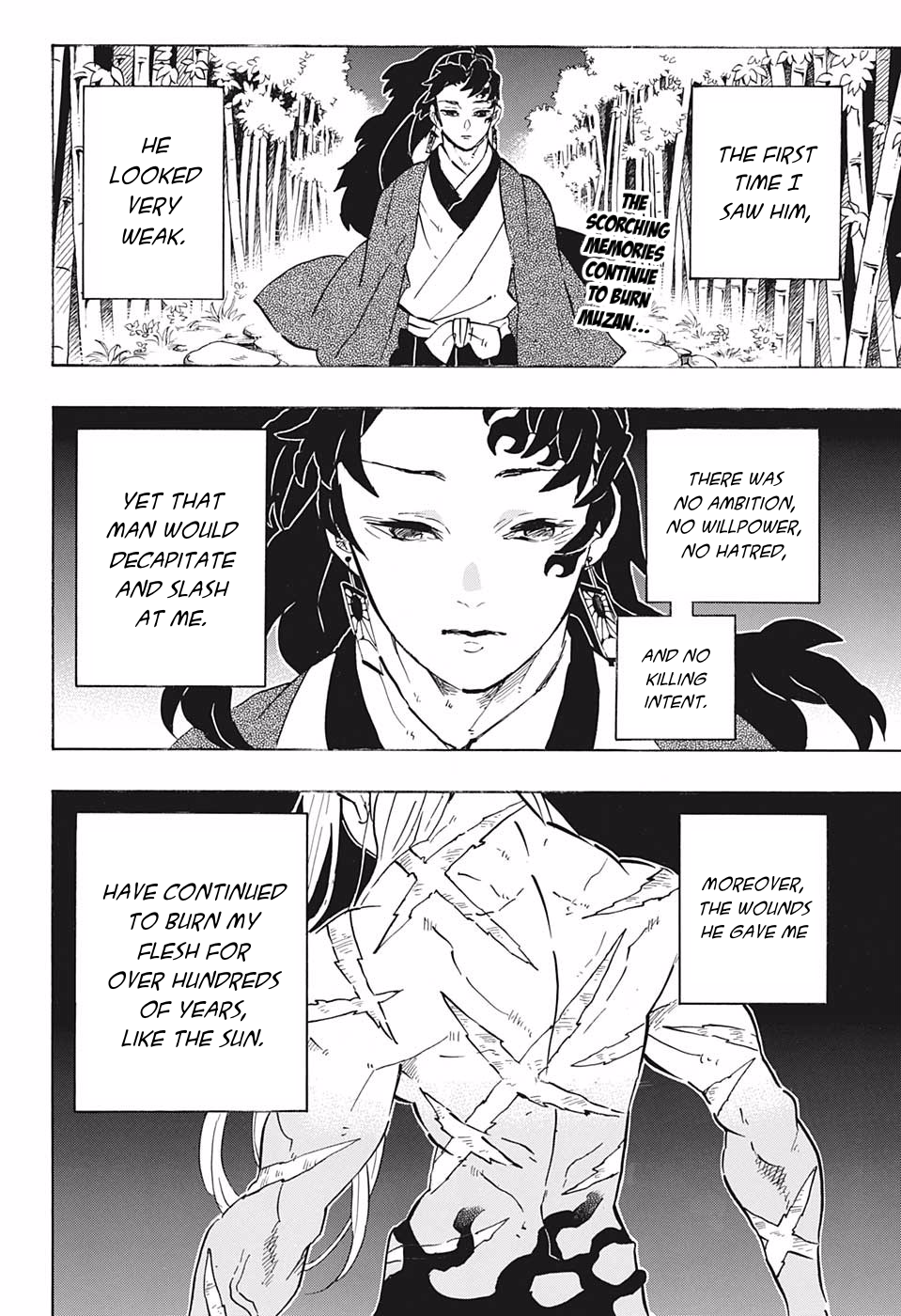 Kimetsu no Yaiba Chapter 195  Online Free Manga Read Image 2