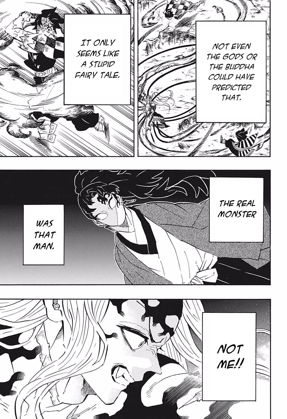 Kimetsu no Yaiba Chapter 195  Online Free Manga Read Image 3