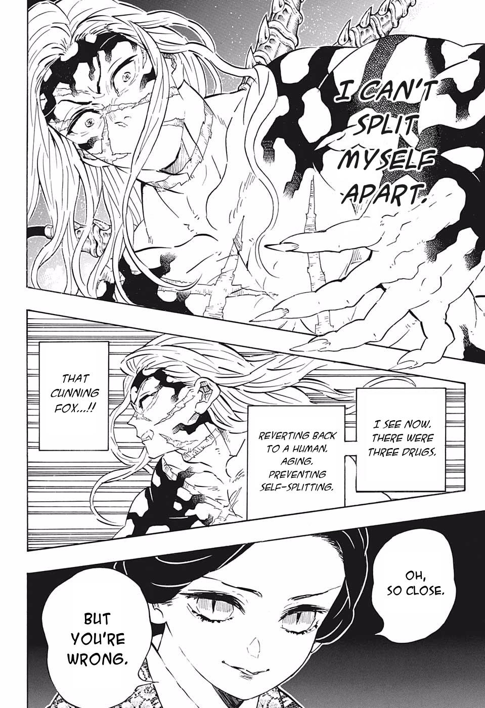 Kimetsu no Yaiba Chapter 196  Online Free Manga Read Image 18