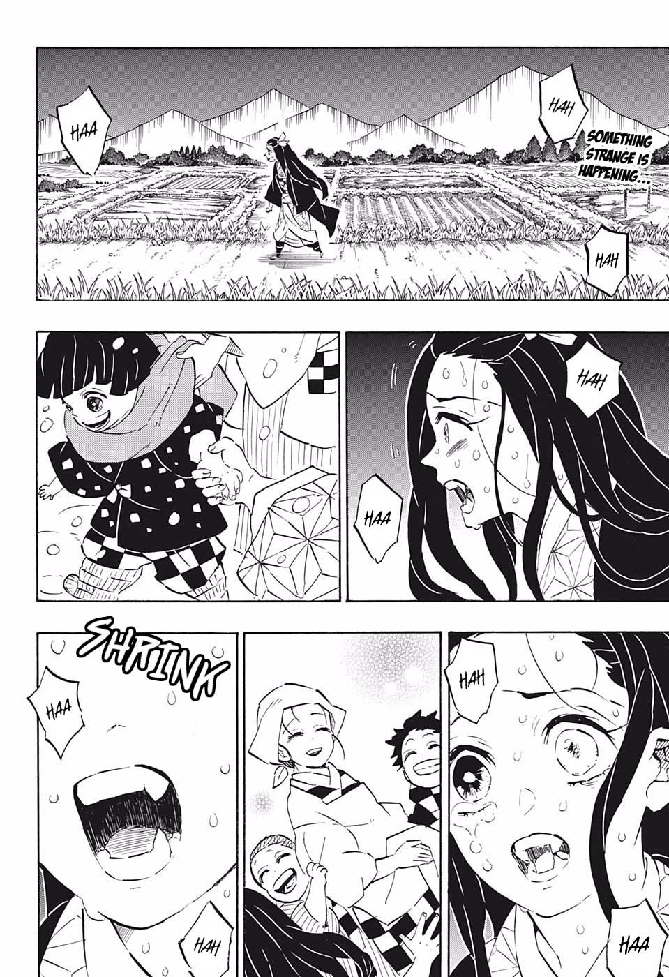 Kimetsu no Yaiba Chapter 196  Online Free Manga Read Image 2
