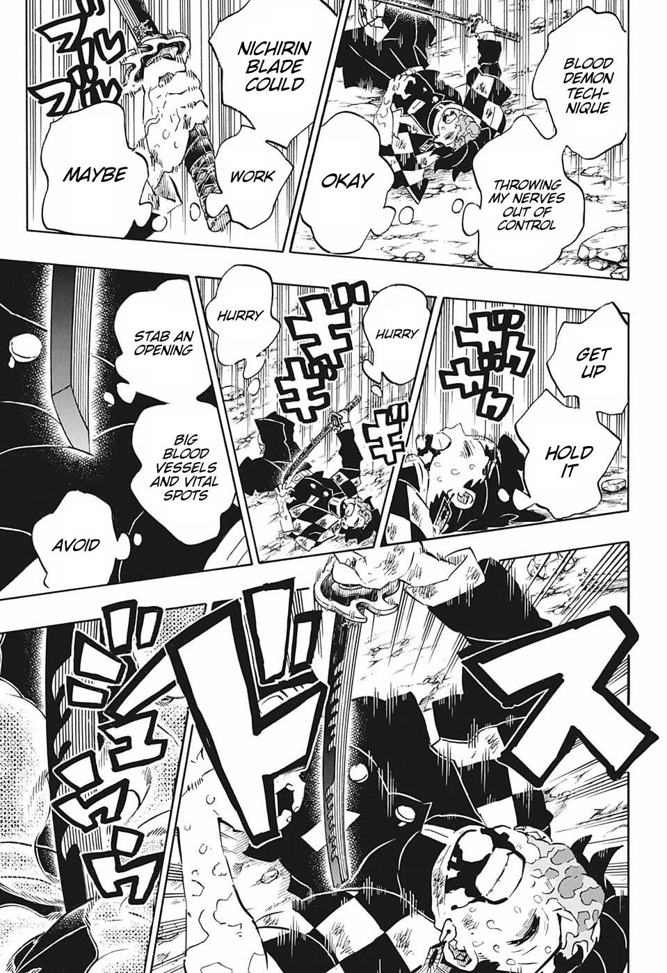 Kimetsu no Yaiba Chapter 197  Online Free Manga Read Image 16