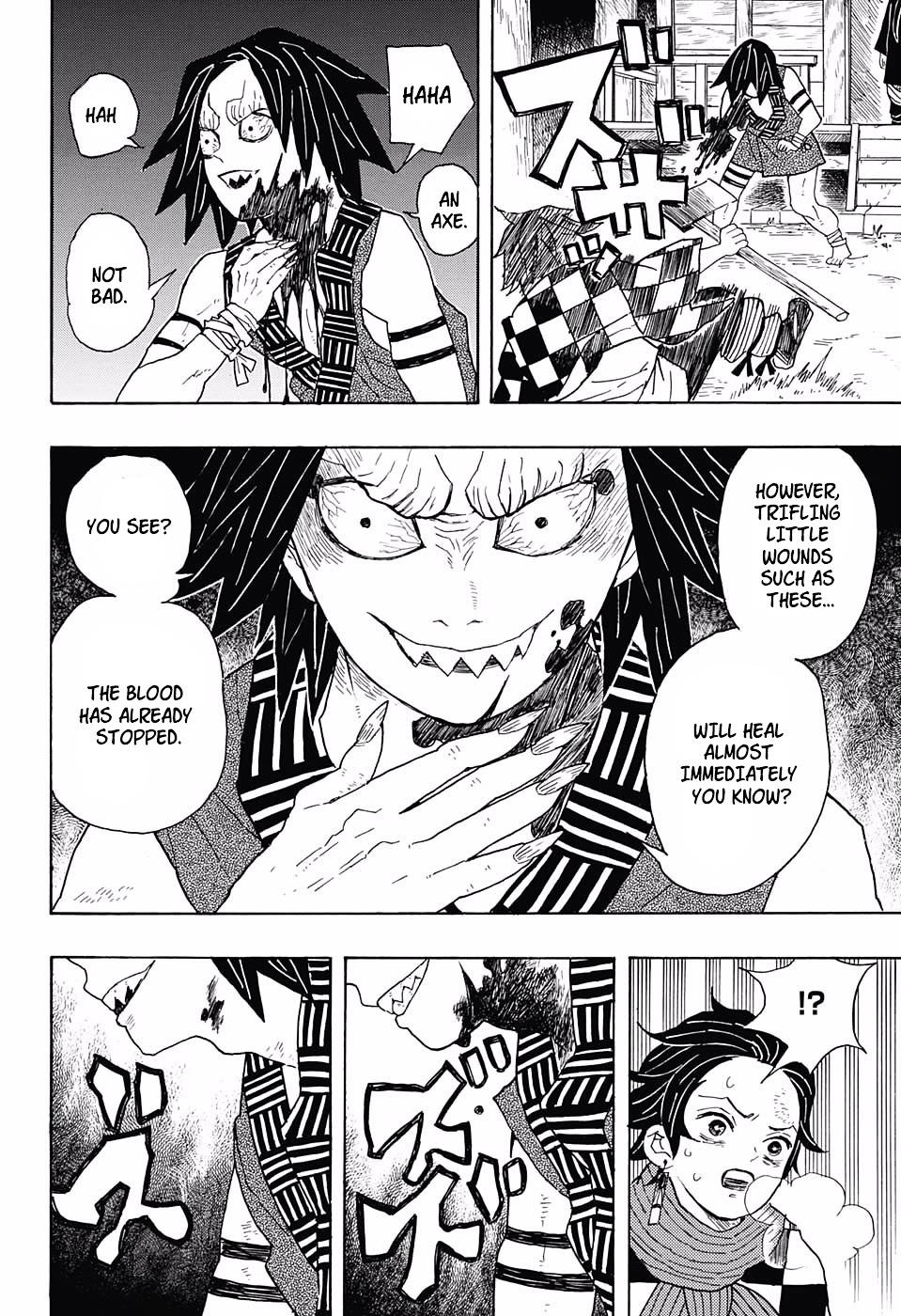 Kimetsu no Yaiba Chapter 2  Online Free Manga Read Image 12
