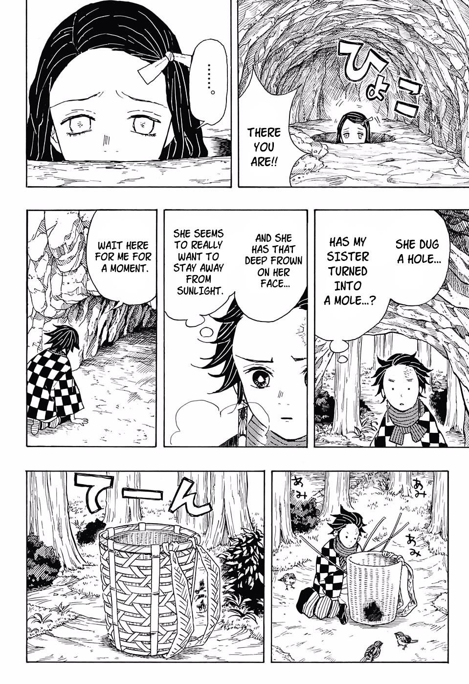 Kimetsu no Yaiba Chapter 2  Online Free Manga Read Image 4