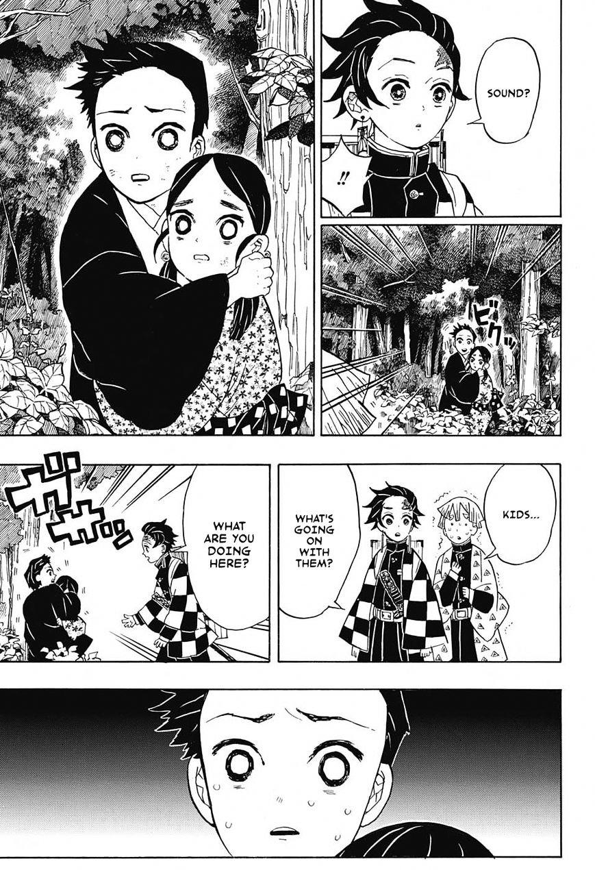 Kimetsu no Yaiba Chapter 20  Online Free Manga Read Image 11