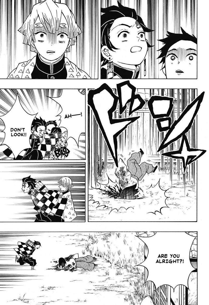 Kimetsu no Yaiba Chapter 20  Online Free Manga Read Image 17