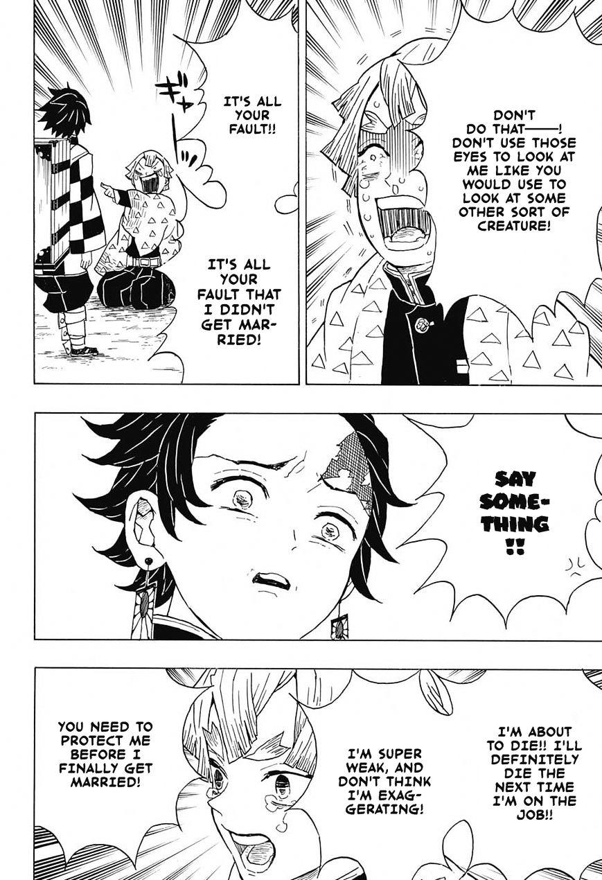 Kimetsu no Yaiba Chapter 20  Online Free Manga Read Image 6