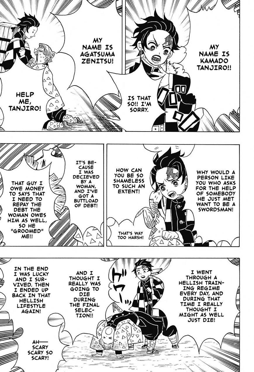 Kimetsu no Yaiba Chapter 20  Online Free Manga Read Image 7
