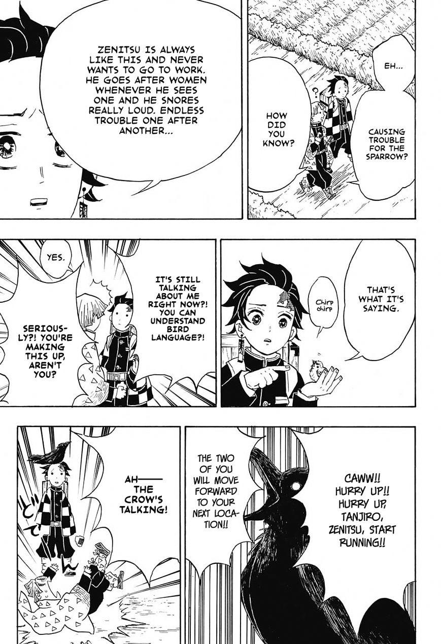 Kimetsu no Yaiba Chapter 20  Online Free Manga Read Image 9