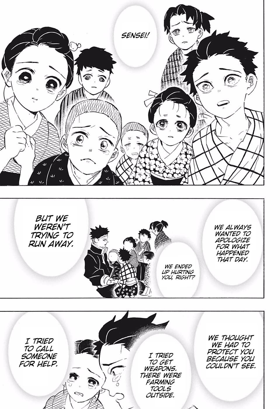 Kimetsu no Yaiba Chapter 200  Online Free Manga Read Image 9