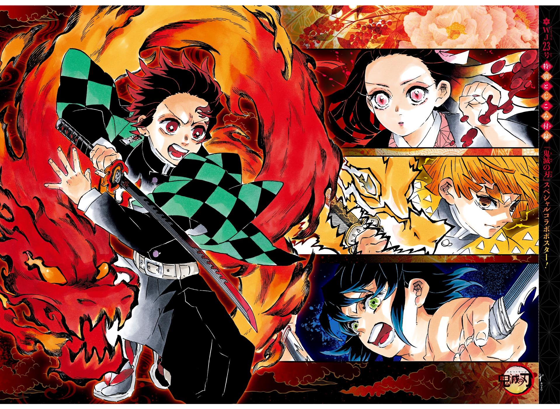 Kimetsu no Yaiba Chapter 204  Online Free Manga Read Image 2