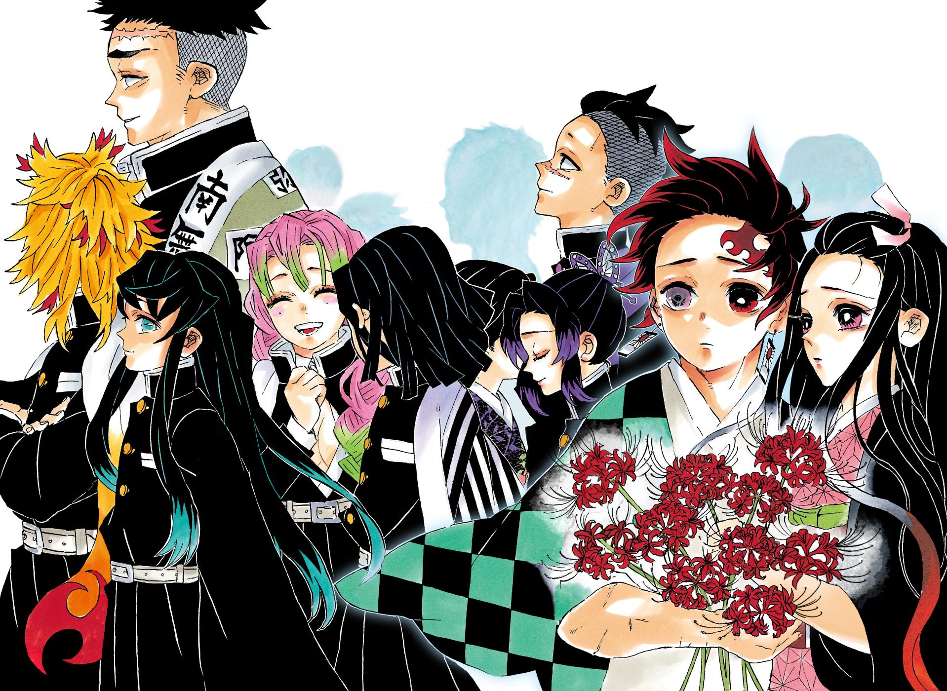 Kimetsu no Yaiba Chapter 204  Online Free Manga Read Image 6