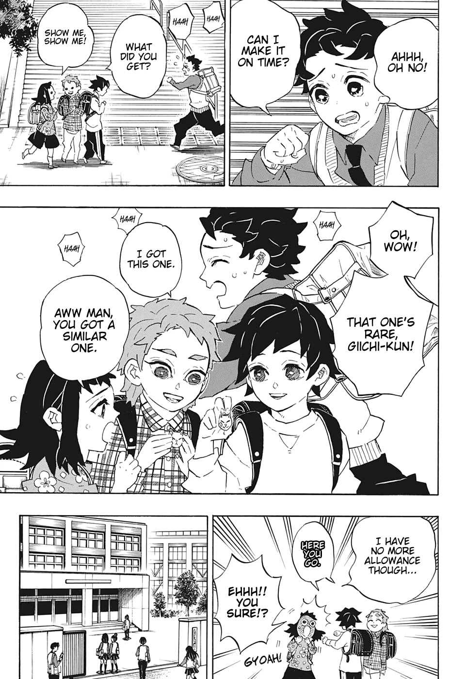 Kimetsu no Yaiba Chapter 205  Online Free Manga Read Image 16