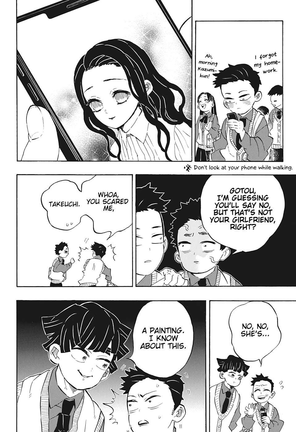 Kimetsu no Yaiba Chapter 205  Online Free Manga Read Image 17