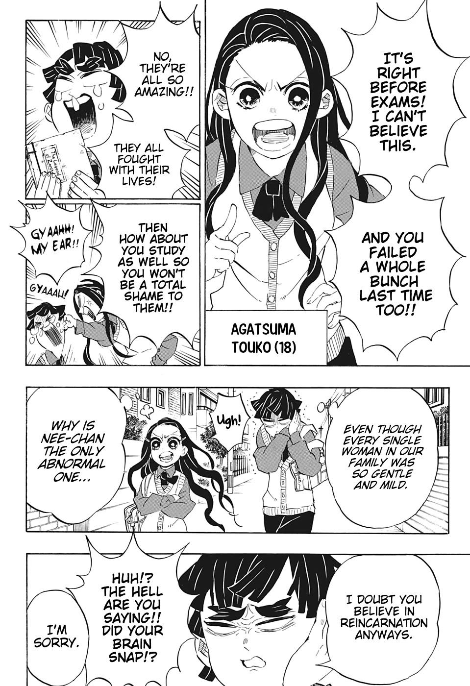 Kimetsu no Yaiba Chapter 205  Online Free Manga Read Image 5