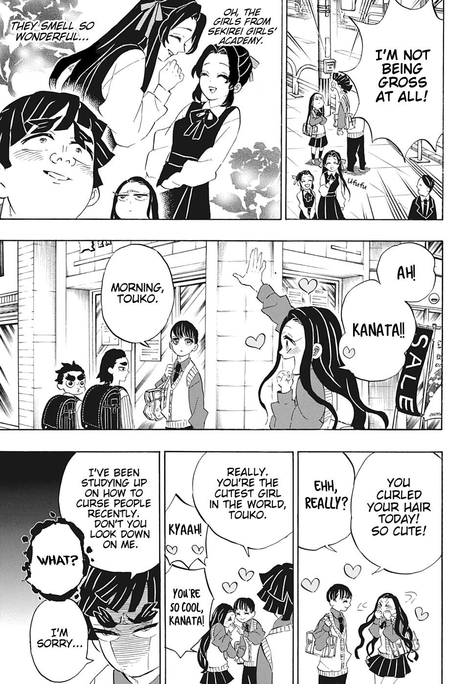 Kimetsu no Yaiba Chapter 205  Online Free Manga Read Image 8