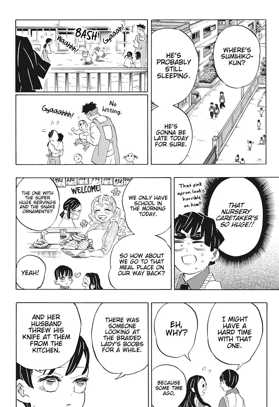 Kimetsu no Yaiba Chapter 205  Online Free Manga Read Image 9