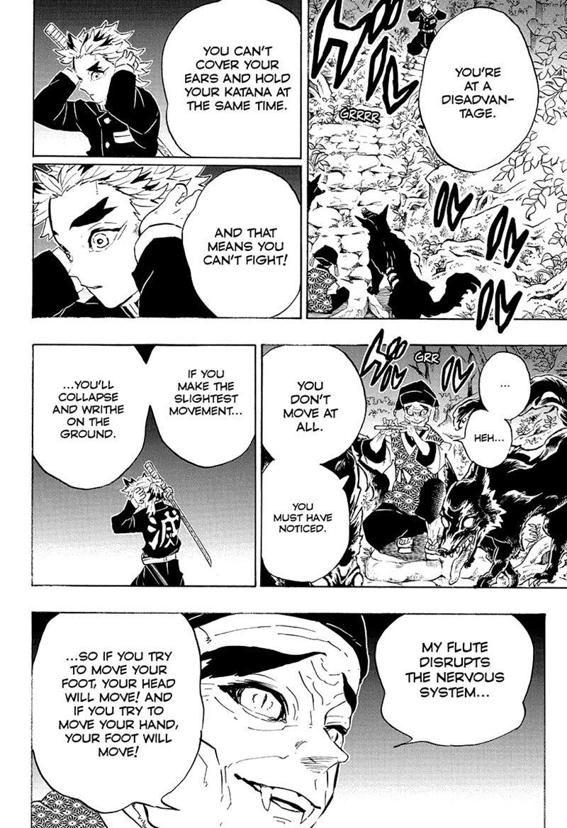 Kimetsu no Yaiba Chapter 206  Online Free Manga Read Image 12