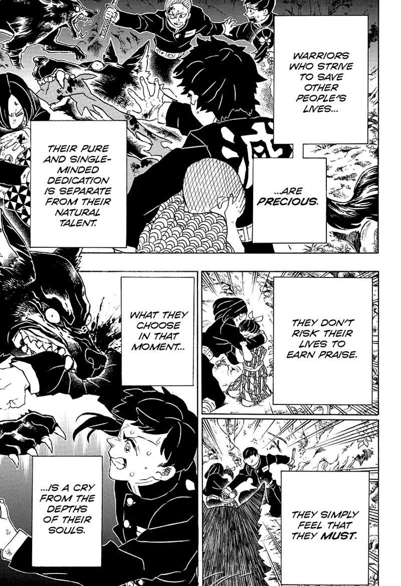 Kimetsu no Yaiba Chapter 206  Online Free Manga Read Image 15