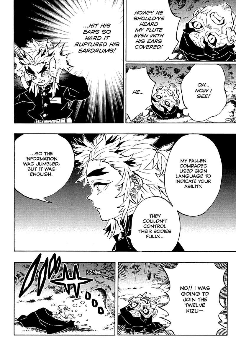 Kimetsu no Yaiba Chapter 206  Online Free Manga Read Image 18