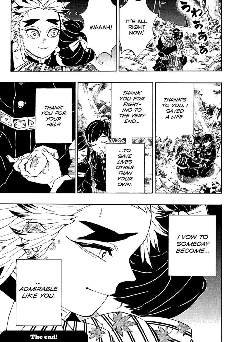 Kimetsu no Yaiba Chapter 206  Online Free Manga Read Image 19