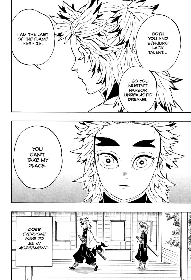Kimetsu no Yaiba Chapter 206  Online Free Manga Read Image 2