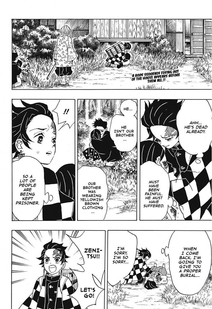 Kimetsu no Yaiba Chapter 21  Online Free Manga Read Image 2
