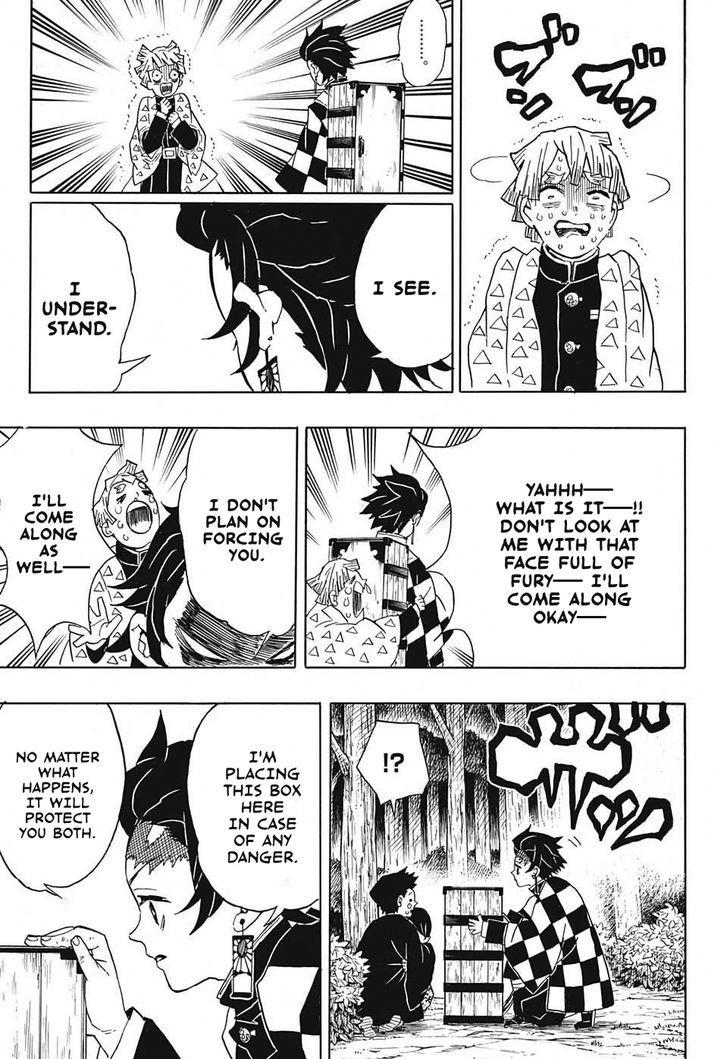 Kimetsu no Yaiba Chapter 21  Online Free Manga Read Image 3