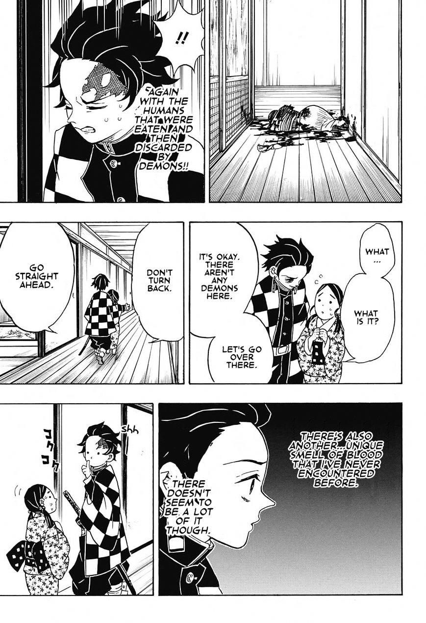 Kimetsu no Yaiba Chapter 22  Online Free Manga Read Image 15