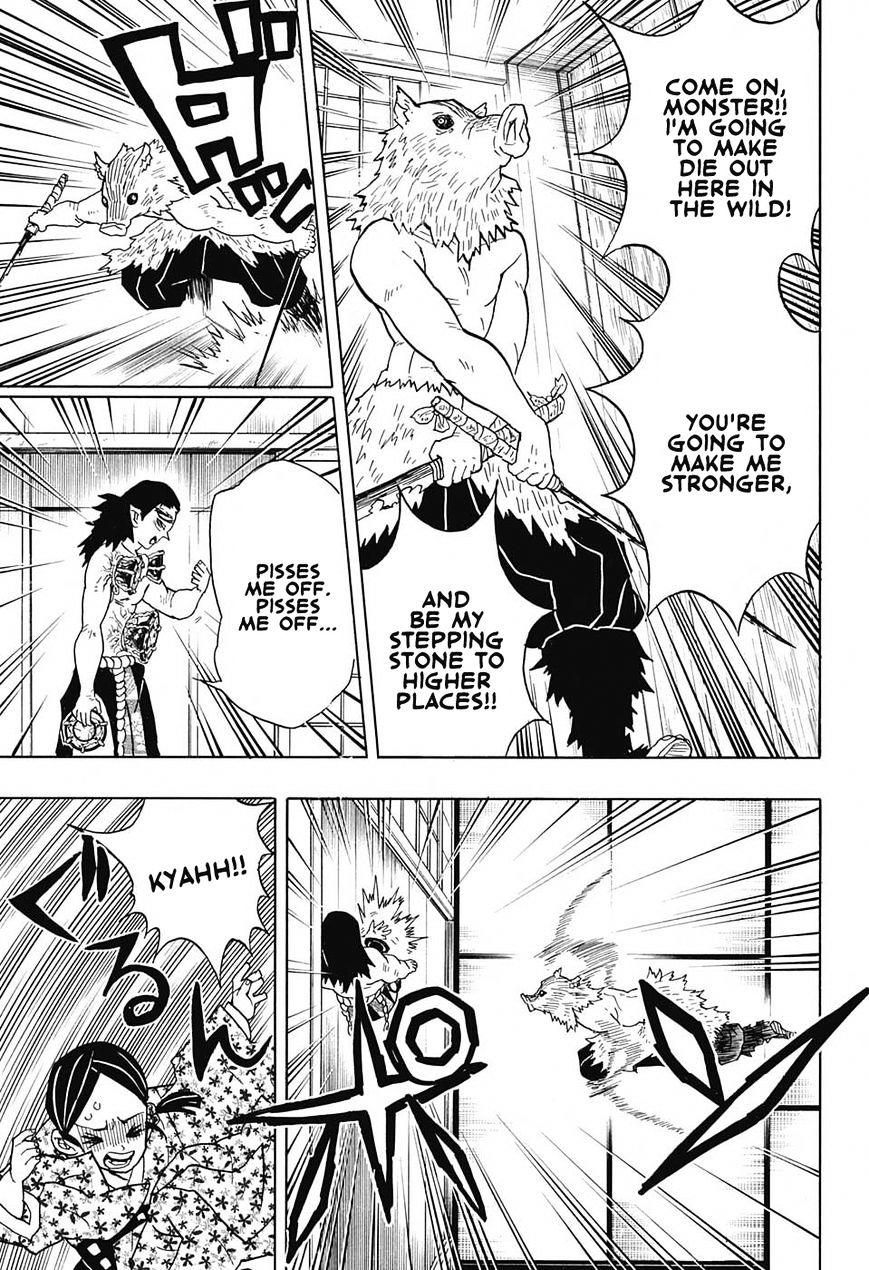 Kimetsu no Yaiba Chapter 22  Online Free Manga Read Image 3