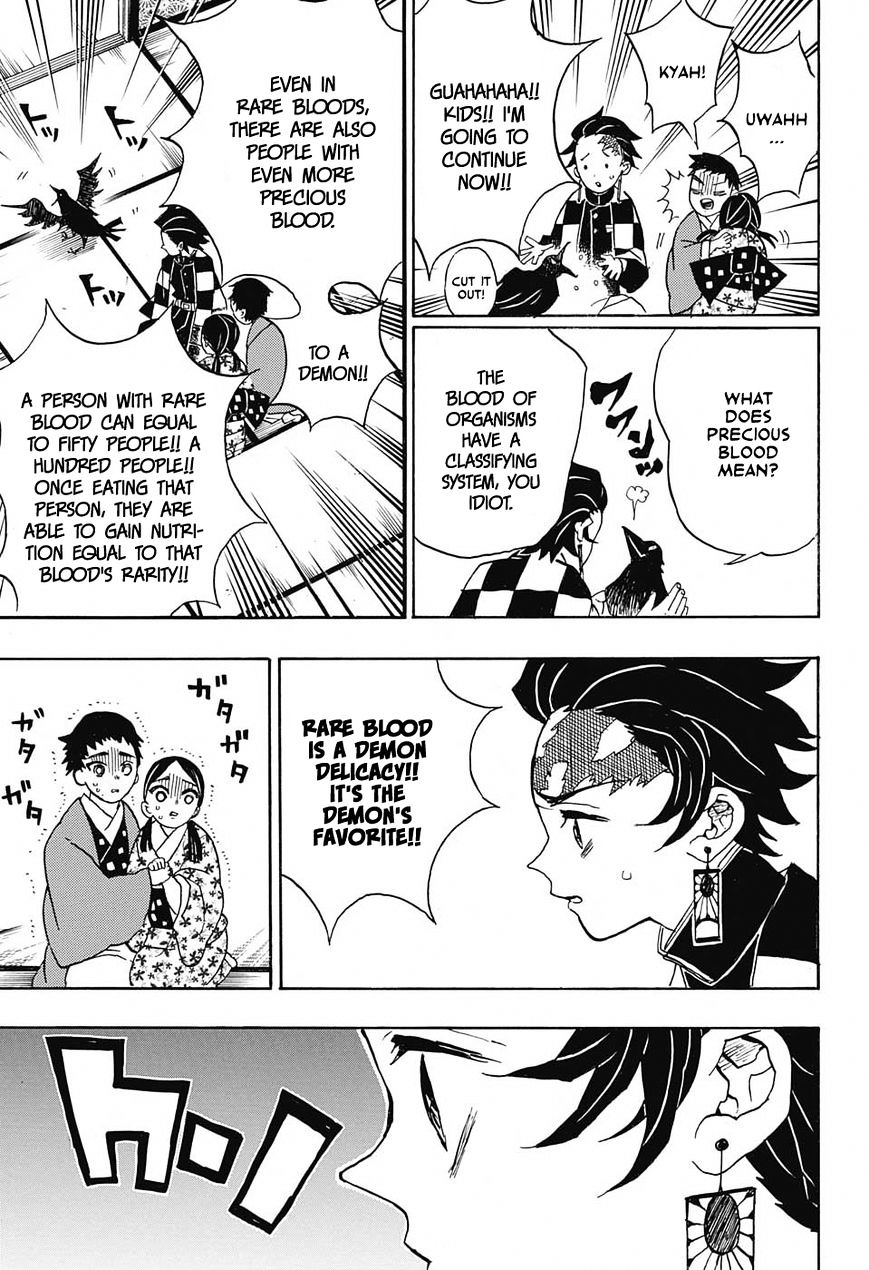 Kimetsu no Yaiba Chapter 24  Online Free Manga Read Image 9
