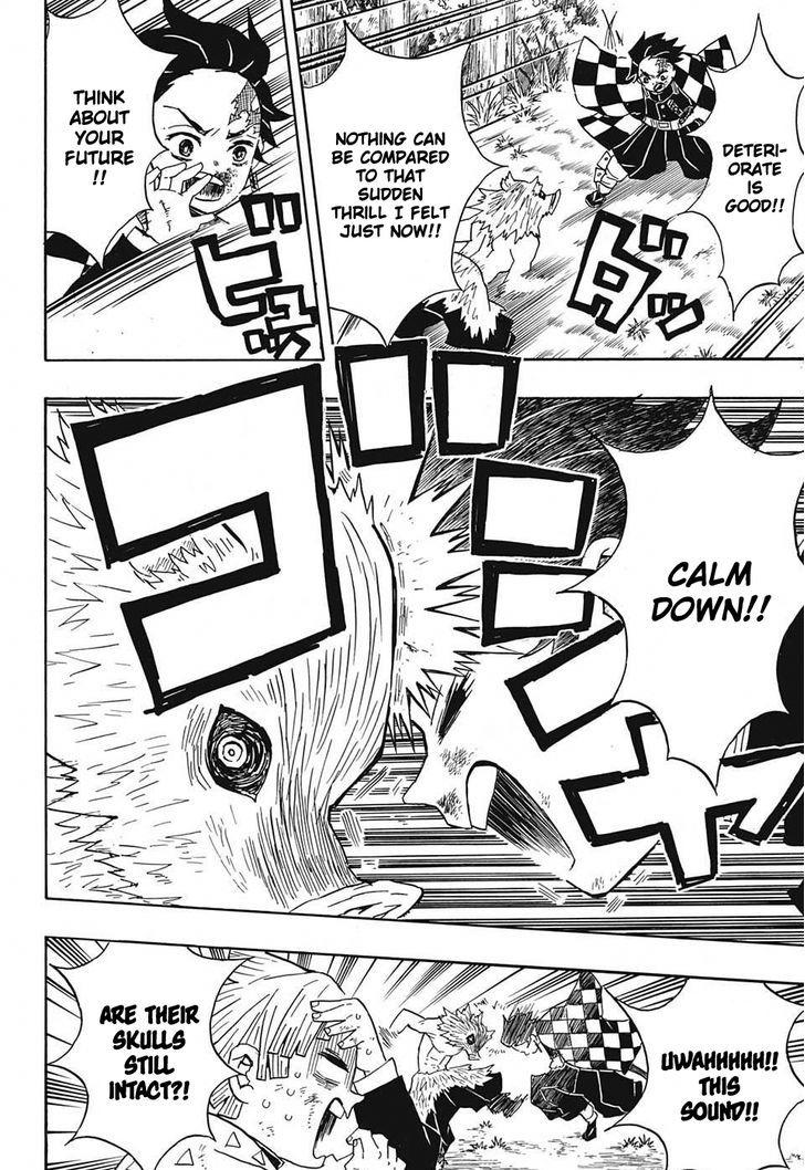 Kimetsu no Yaiba Chapter 26  Online Free Manga Read Image 18
