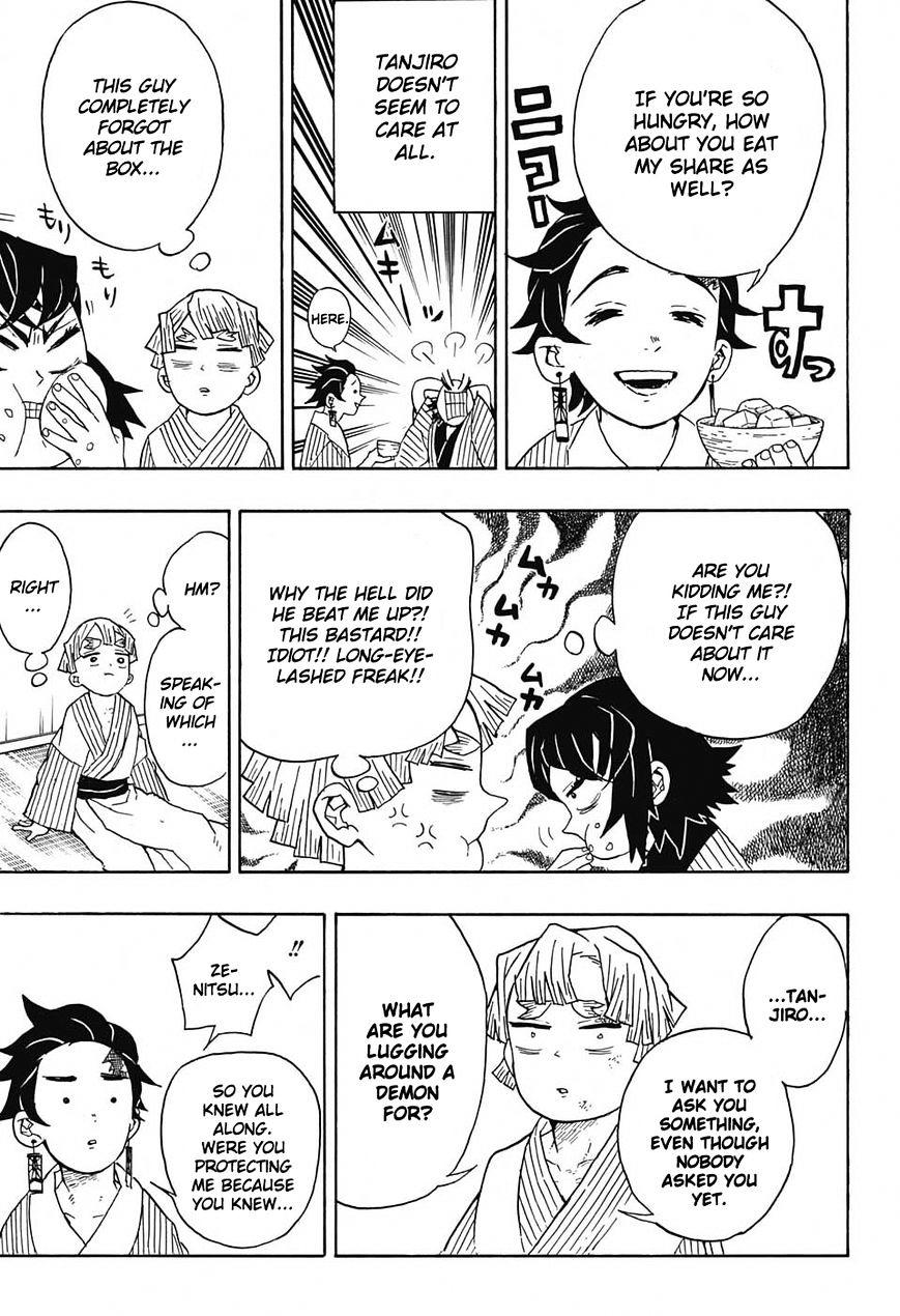 Kimetsu no Yaiba Chapter 27  Online Free Manga Read Image 13