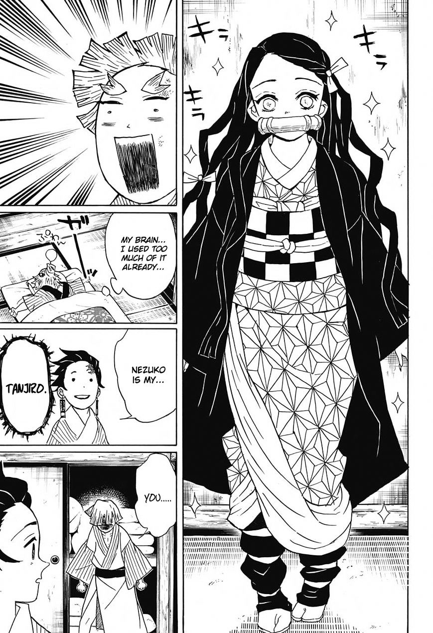 Kimetsu no Yaiba Chapter 27  Online Free Manga Read Image 17