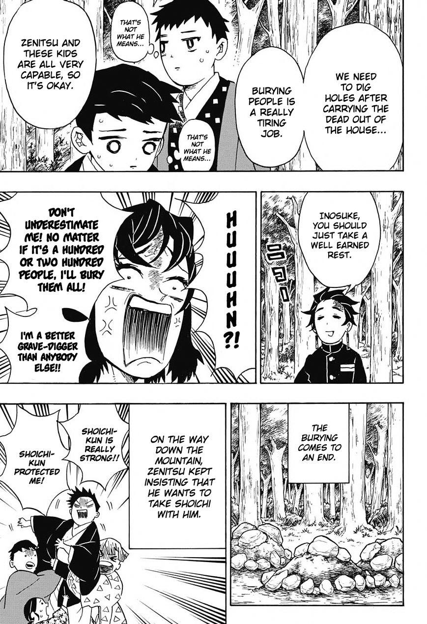 Kimetsu no Yaiba Chapter 27  Online Free Manga Read Image 7