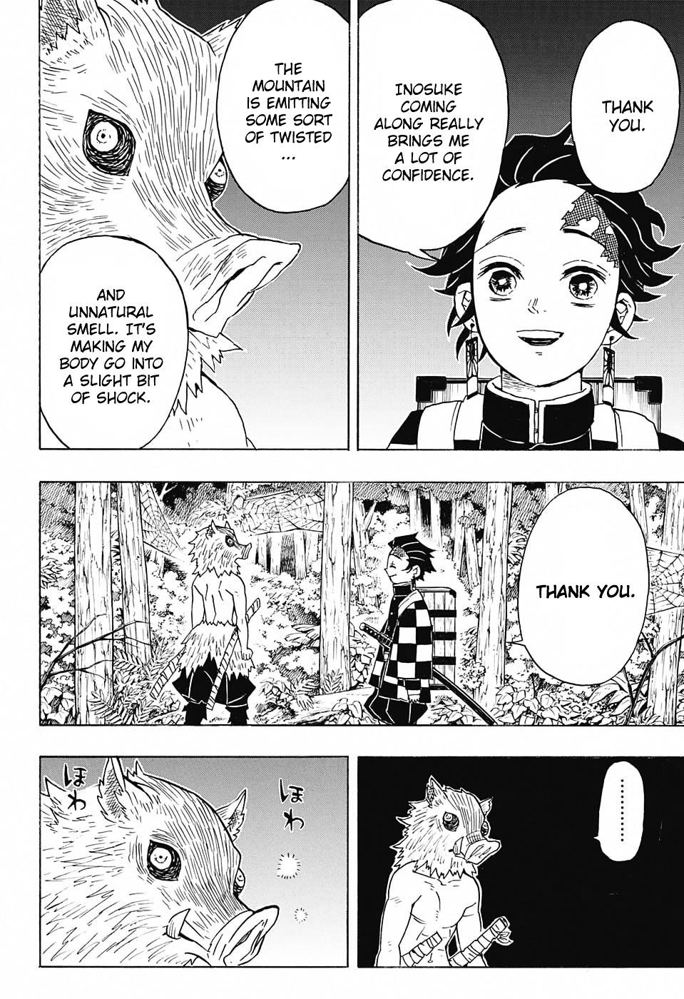 Kimetsu no Yaiba Chapter 28  Online Free Manga Read Image 12