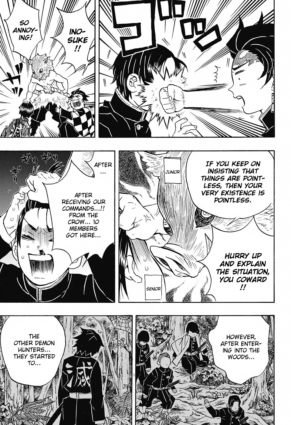 Kimetsu no Yaiba Chapter 28  Online Free Manga Read Image 15