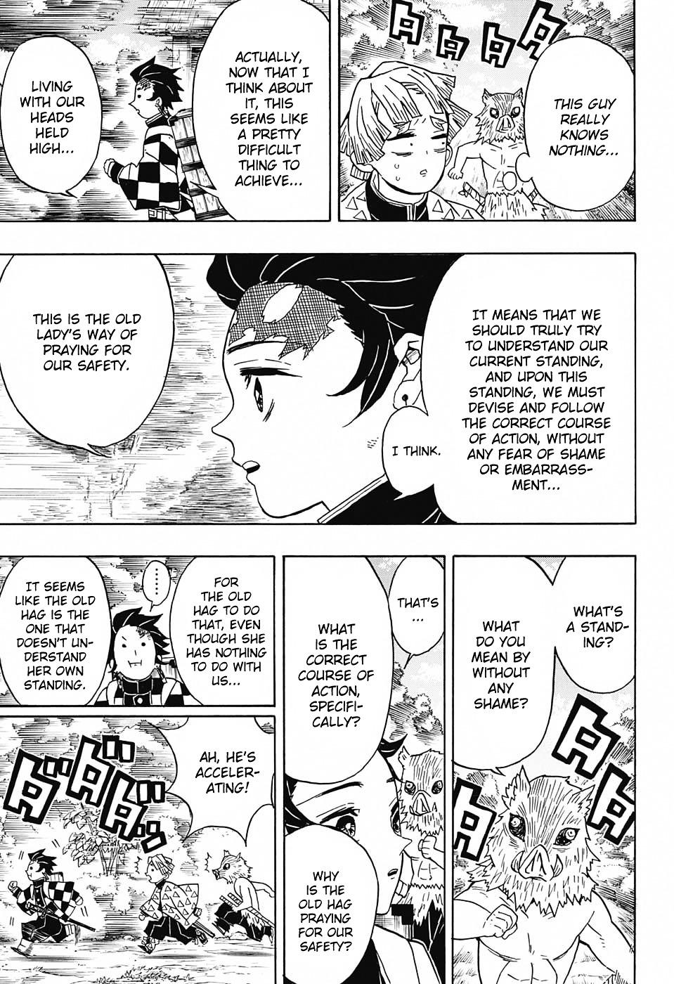 Kimetsu no Yaiba Chapter 28  Online Free Manga Read Image 5