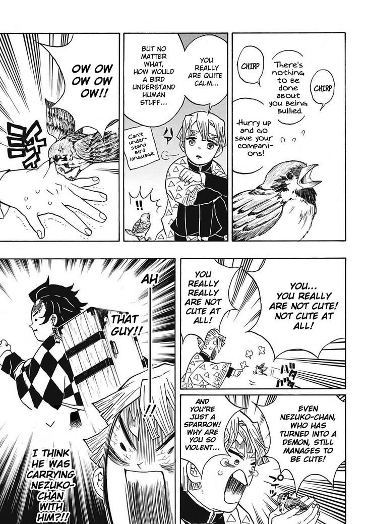 Kimetsu no Yaiba Chapter 29  Online Free Manga Read Image 3