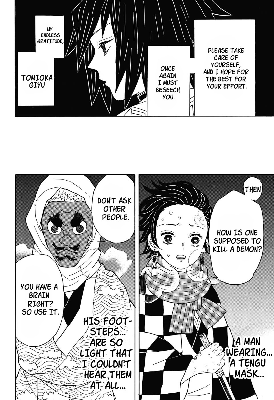 Kimetsu no Yaiba Chapter 3  Online Free Manga Read Image 4