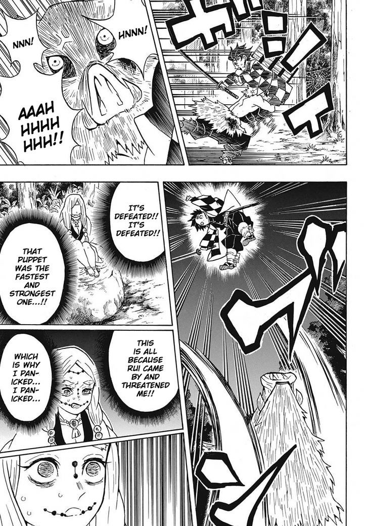Kimetsu no Yaiba Chapter 31  Online Free Manga Read Image 17