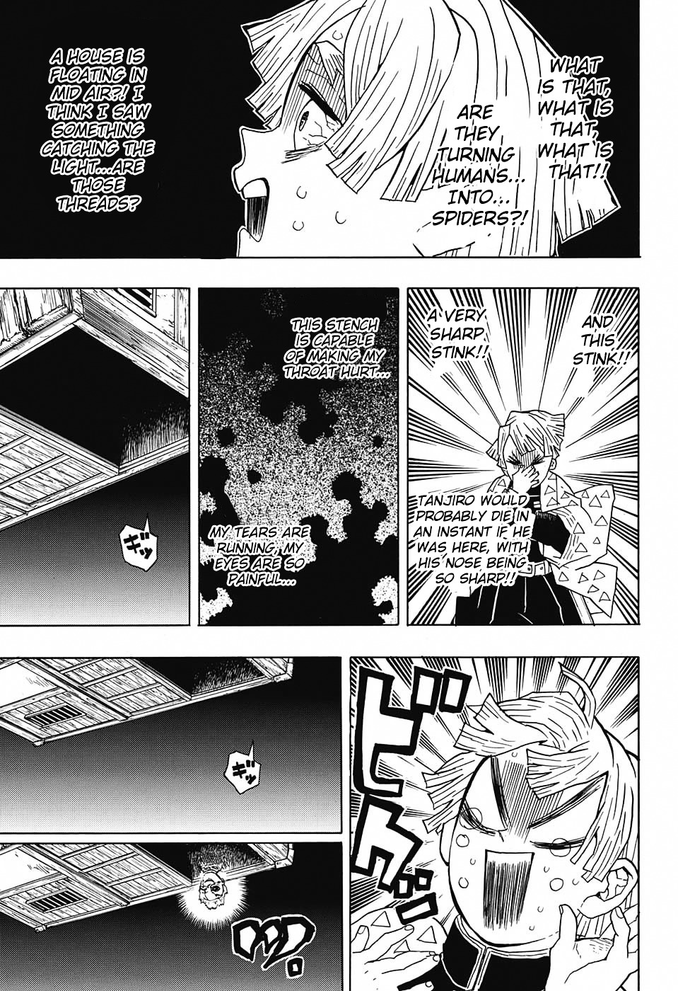 Kimetsu no Yaiba Chapter 32  Online Free Manga Read Image 15