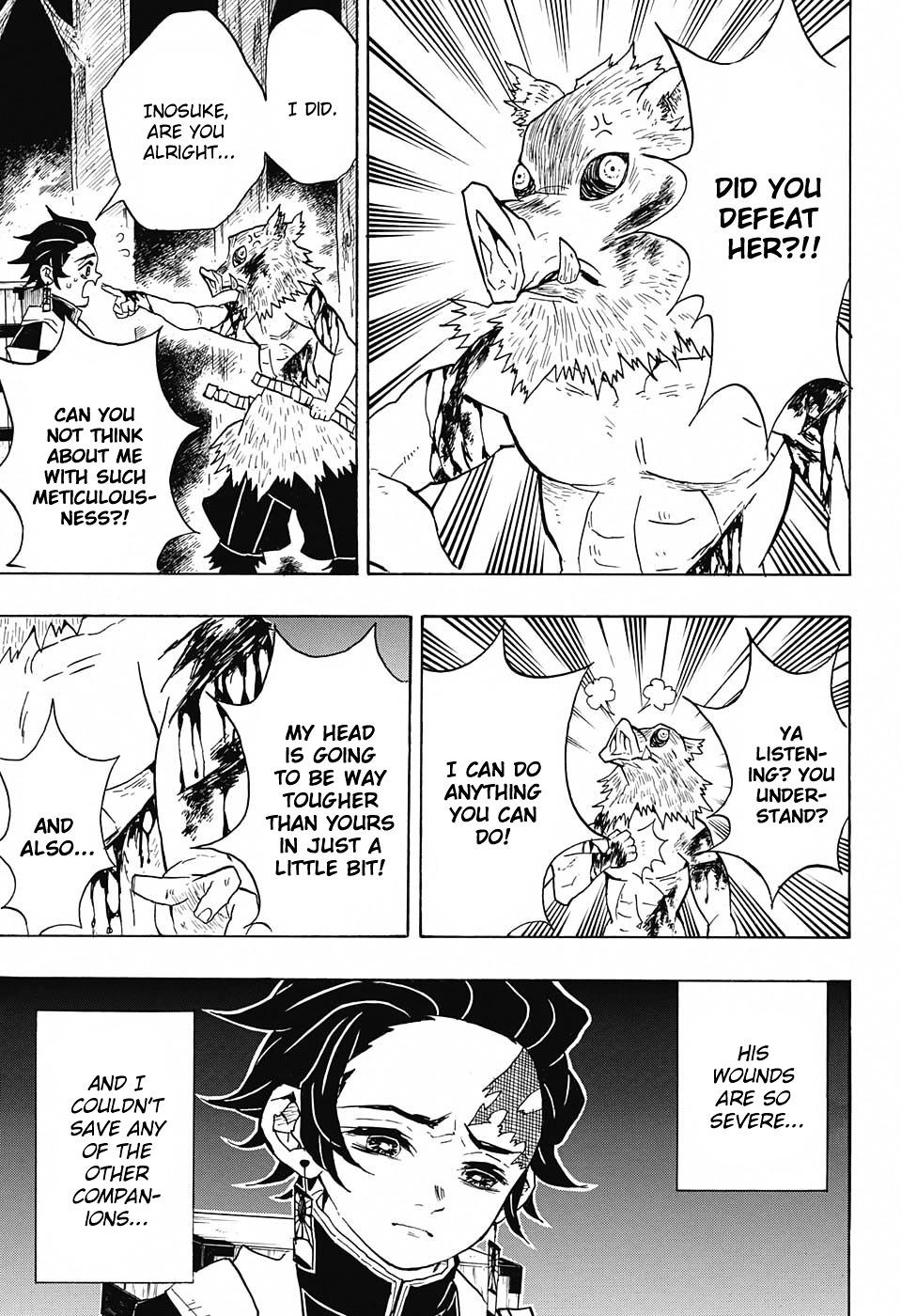 Kimetsu no Yaiba Chapter 32  Online Free Manga Read Image 9