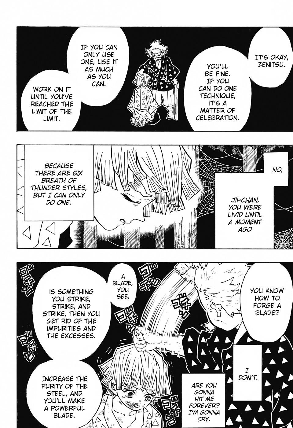 Kimetsu no Yaiba Chapter 33  Online Free Manga Read Image 18