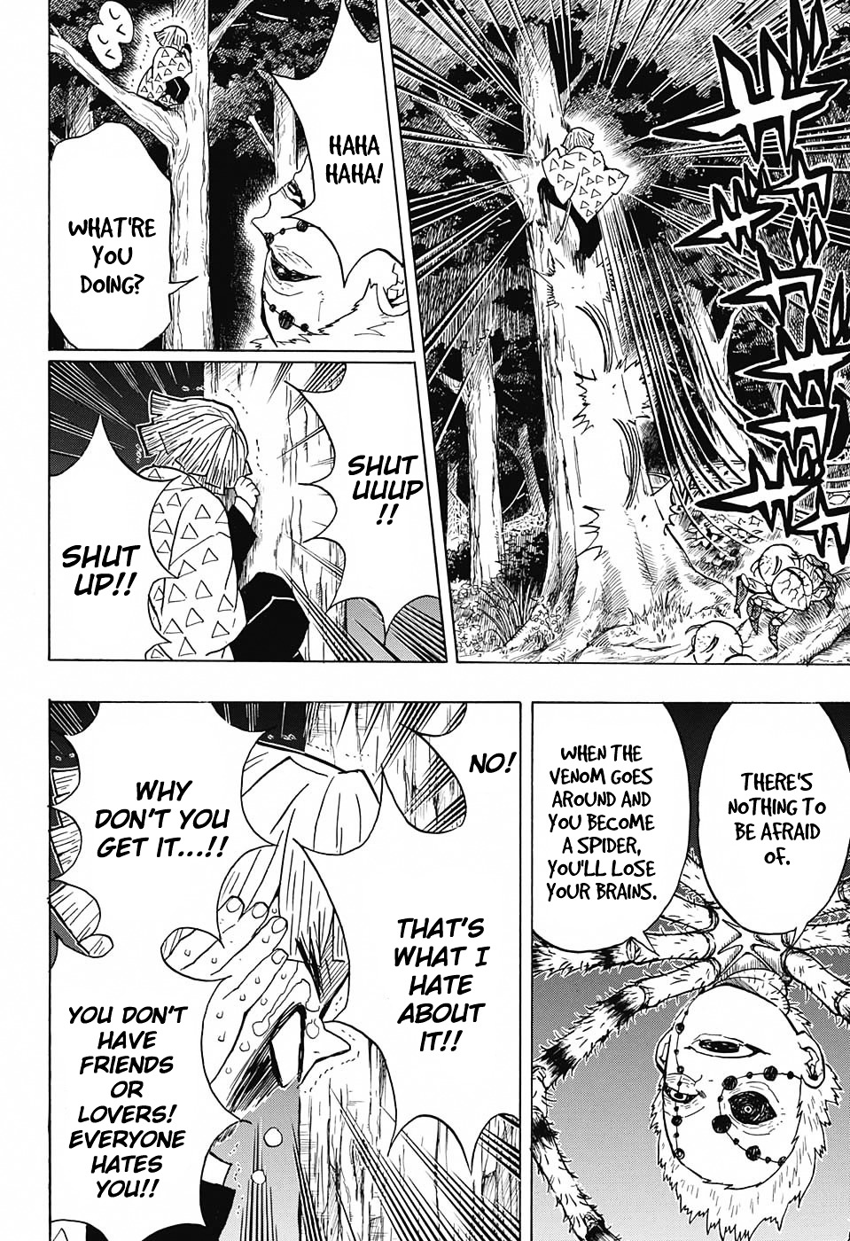 Kimetsu no Yaiba Chapter 33  Online Free Manga Read Image 4