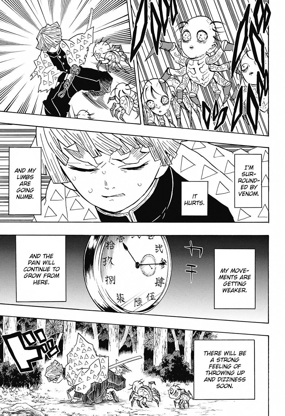 Kimetsu no Yaiba Chapter 34  Online Free Manga Read Image 3