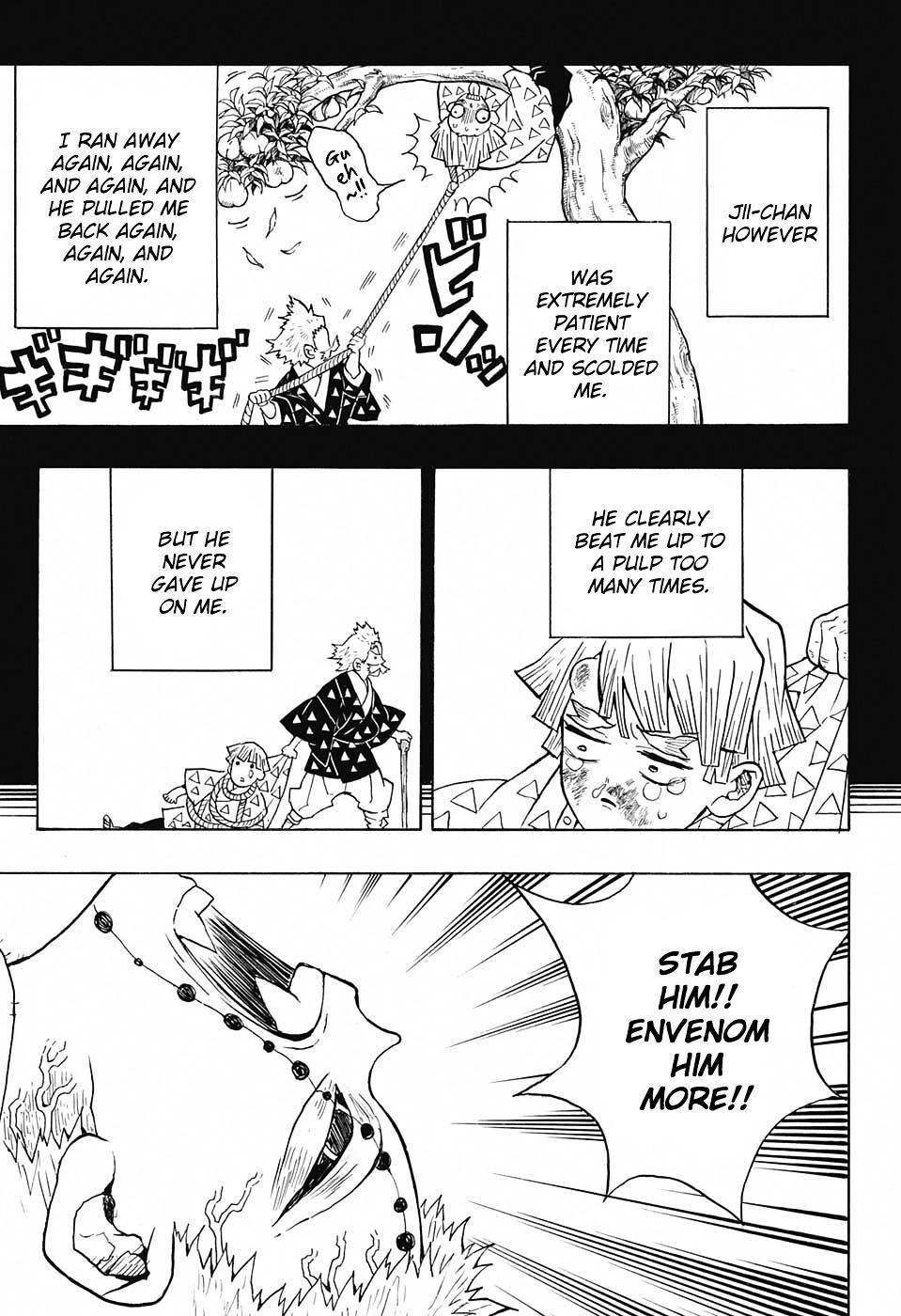 Kimetsu no Yaiba Chapter 34  Online Free Manga Read Image 7